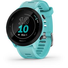Garmin FORERUNNER 55 Running Watch, blauw/zwart